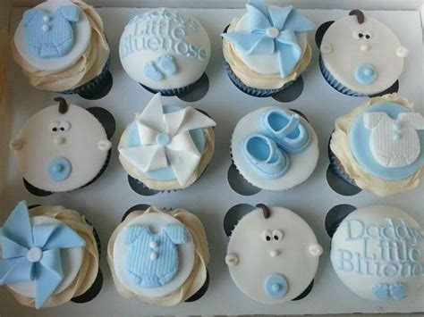 baby shower cup cakes for boys 25 best ideas about baby boy cupcakes on baby