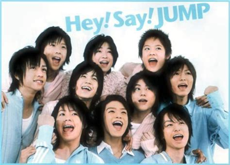 johnnie s johnny s entertainment groups images hey say jump