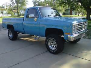 1986 chevy k10 trucks chevy