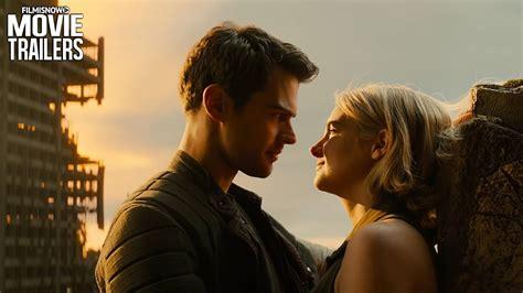 kiss biography movie tris four s big kiss the divergent series allegiant