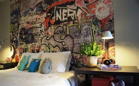 bedroom wall graffiti ideas veja dicas de como usar o grafite para decorar a casa
