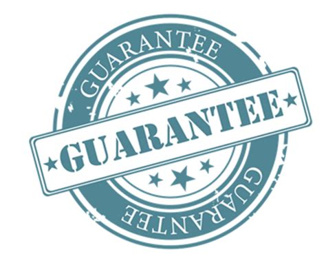 design logo guarantee we offer logo designs with 100 money back guarantee and