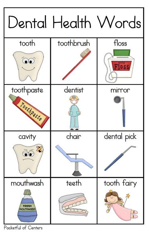 Dental Health Worksheets by Dental Health Writing Center Dental Health Writing
