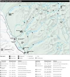 glacier park map gibbonsbeefarm
