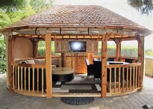 Galerry wooden gazebo designs