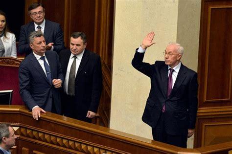 Demission Secretaire Du Ce 28 Revue Du 28 01 D 233 Mission Du Premier Ministre Ukrainien