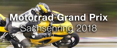 Motorrad Gp Sachsenring 2018 by Motorrad Grand Prix Sachsenring Tickets Jetzt Online