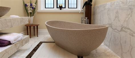 luxury freestanding baths natural stone baths