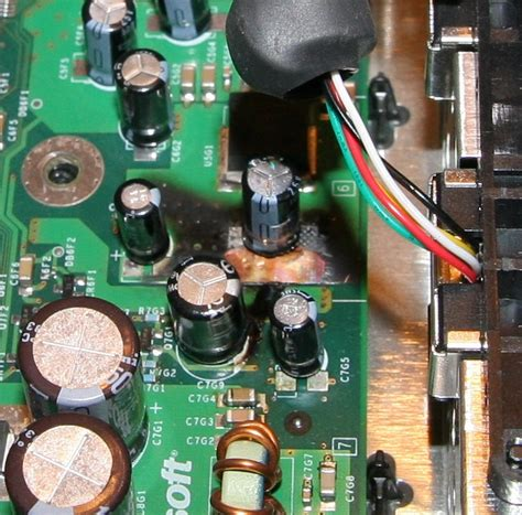 capacitor xbox 360 capacitor xbox 360 28 images xbox 360 motherboard on popscreen xbox 360 motherboard