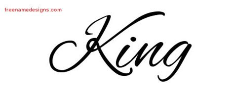 king archives page 2 of 2 free name designs