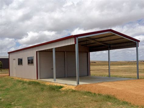 Perth Shed Prices by Andrea Paul Deepdale Garage With Garaport