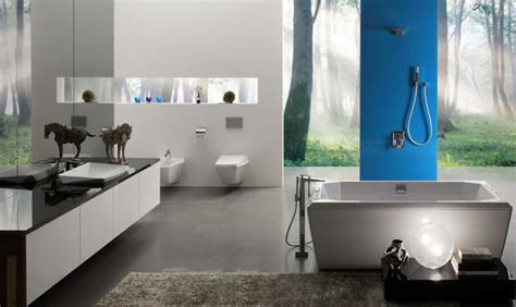Modern Bathroom Paint Colors Modern Bathroom Colors For Stylishly Bright Bathroom Design