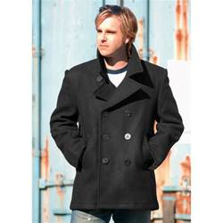 Pea Cost Well Built Style 187 Style Essential The Pea Coat