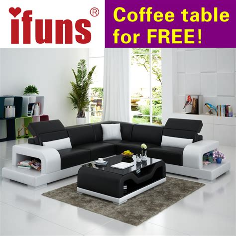 Leather Sofa Sets Cheap Ifuns Cheap Sofa Sets Home Furniture Wholesale White Leather L Shape Modern Design Recliner