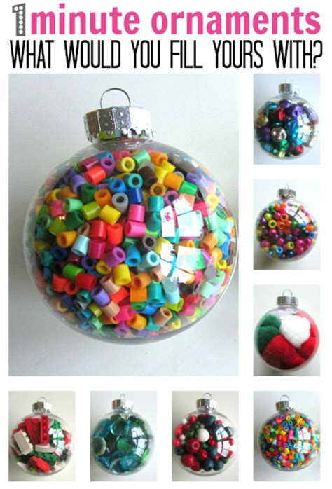 easy toddler ornaments ornament crafts