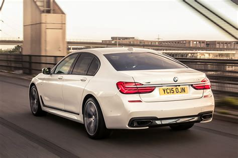 bmw 740m the clarkson review 2016 bmw 730ld m sport