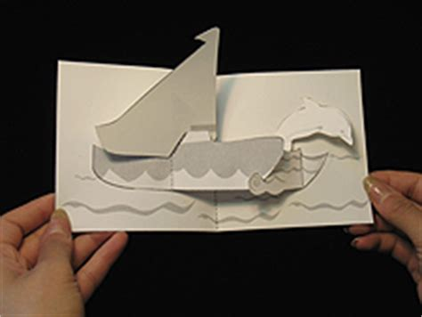 how to make a pop up paper boat welcome to robertsabuda