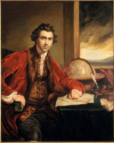 the life of sir joseph banks topic biography of joseph banks collections online museum of new zealand te papa tongarewa