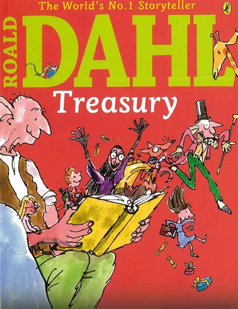 libro the roald dahl treasury roald dahl treasury penguin books australia