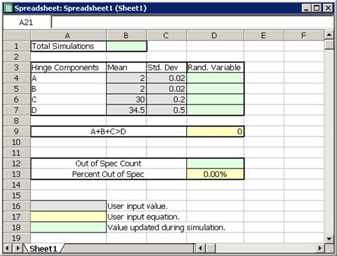 Tolerance Stack Up Spreadsheet reliability hotwire assunto