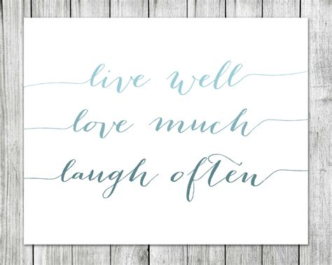 free printable wall art decor gameshacksfree free wall art printable live well love much laugh often
