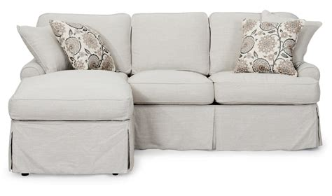 Slipcovers For Sectional With Chaise by Sunset Trading Horizon Sofa And Chaise T Cushion Slipcover