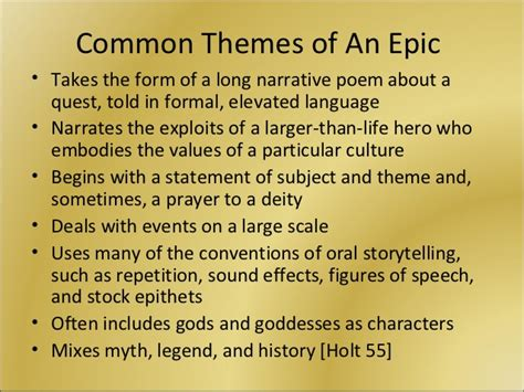 themes of beowulf poem the anglo saxon age