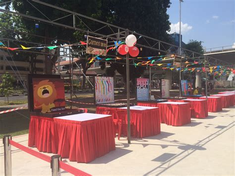 carnival game stalls singapore hire
