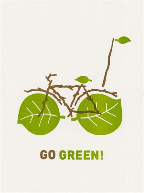go design go green posters for good future energy planets and