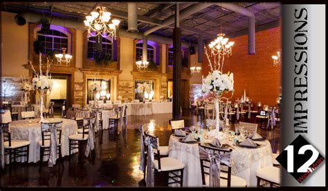 12 West Main Wedding & Event Center, Wedding Reception