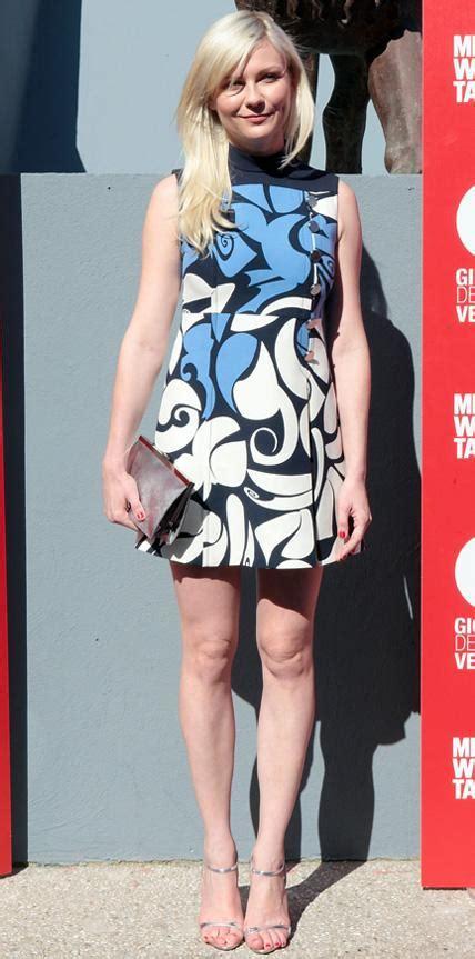 Get Kirsten Dunsts Miu Miu Look by August 31 2014 Instyle