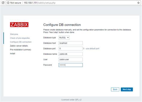 zabbix configuration tutorial how to install zabbix 3 4 on rhel centos and debian ubuntu
