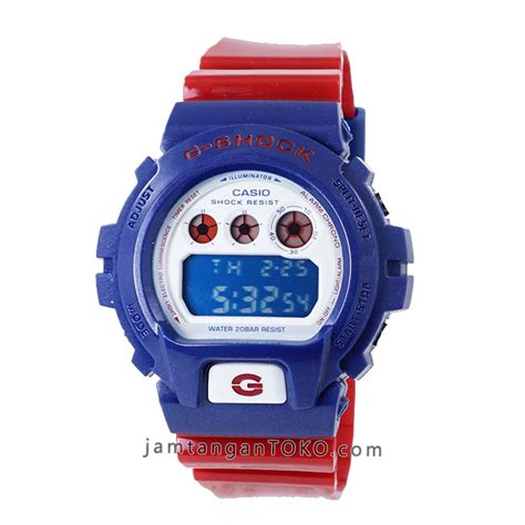 Jam Tangan Dw Colour harga sarap jam tangan g shock dw 6900ac 2 blue and