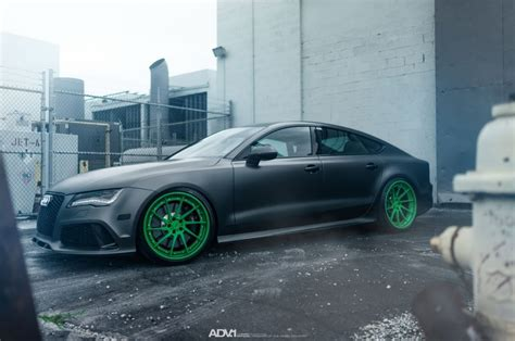 Matte Grey Audi Rs7 by Audiboost Begging For Attention Matte Grey Audi Rs7