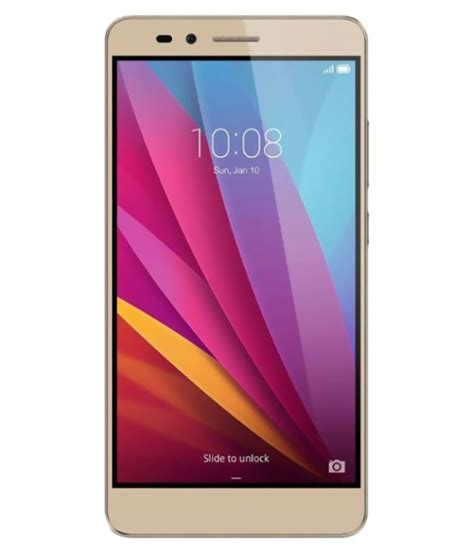 mobile phone of huawei huawei honor 5x 16gb gold mobile phones at low