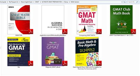 gmat math section tips dan trik strategi cara mudah lulus ujian tes