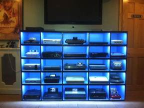 console shelves console shelving geeky furniture home