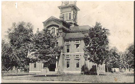 Whitley County Court Records History Of Whitley County
