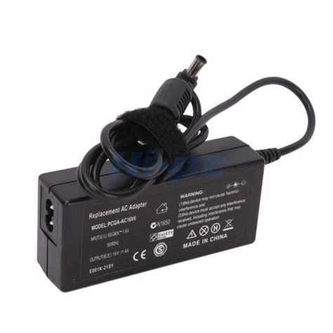 Adaptor Sony Vaio Vgp Ac16v7 16v 22a 2 Pin ac adapter battery charger power supply cord for sony vaio pcg 6b1l pcg 6f1l ebay
