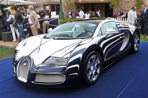 Gold Bugatti Cost by Bugatti Veyron L Or Blanc Drips Exclusivity Autoblog