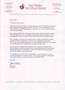 Student Teacher Reference Letter Kathryn Little Letters Of Recommendation Student Teaching