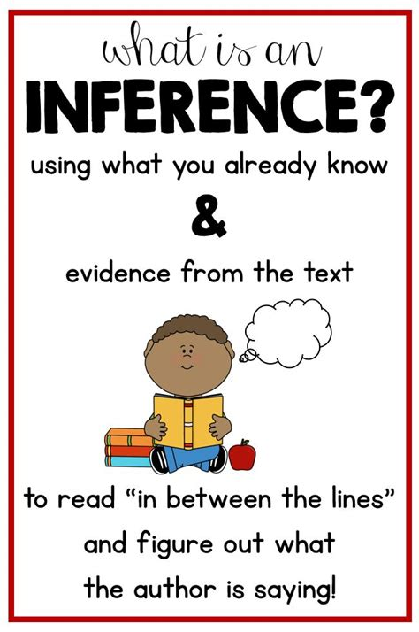 picture books to teach inference skills best 25 inferences ideas on prediction
