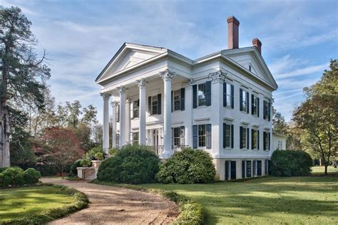 greek revival mansion 5 sublime greek revival houses for sale right now curbed