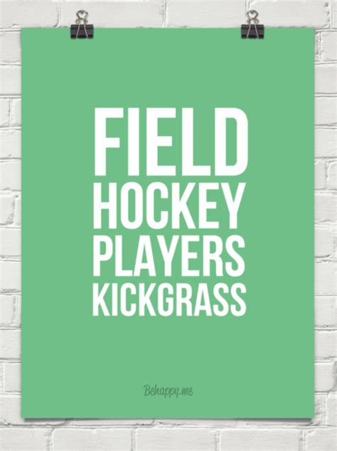 free printable hockey quotes field hockey players kickgrass 186473 behappy me