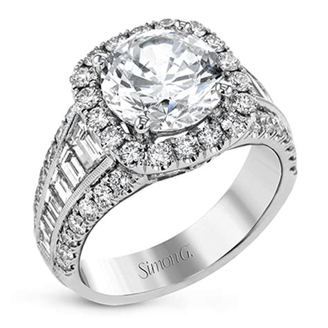 simon g collection engagement ring setting