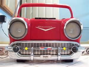 vintage randix radio 1957 chevy chevrolet by