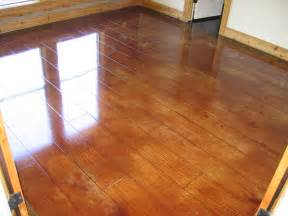 How To Stain Interior Concrete Floors by How To Stain Concrete Floor Interior Robinson House