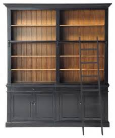 Cabinets And Bookshelves Versailles Bookcase Traditional Bookcases By Maisons