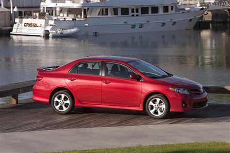2011 Toyota Corolla Capacity 2011 Toyota Corolla Facelift Photos Features