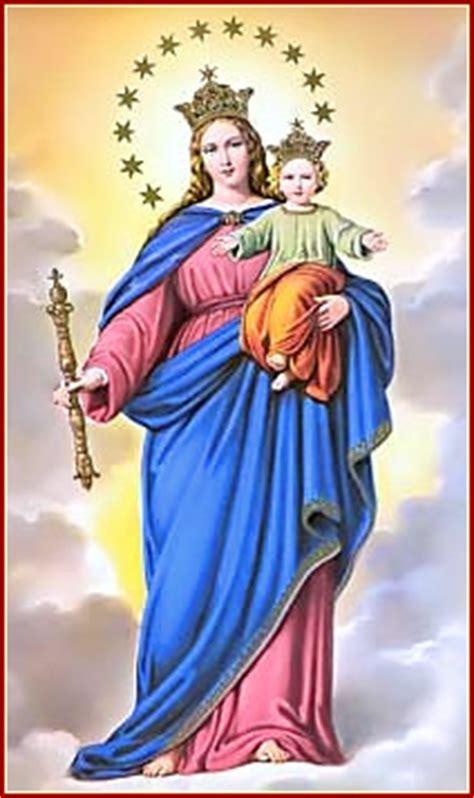imagenes la virgen maria auxiliadora reinado del inmaculado corazon de maria mar 237 a auxiliadora